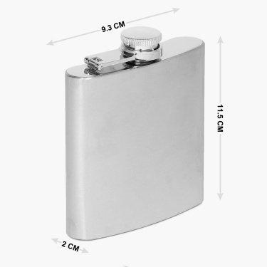 Wexford Stainless Steel Flask