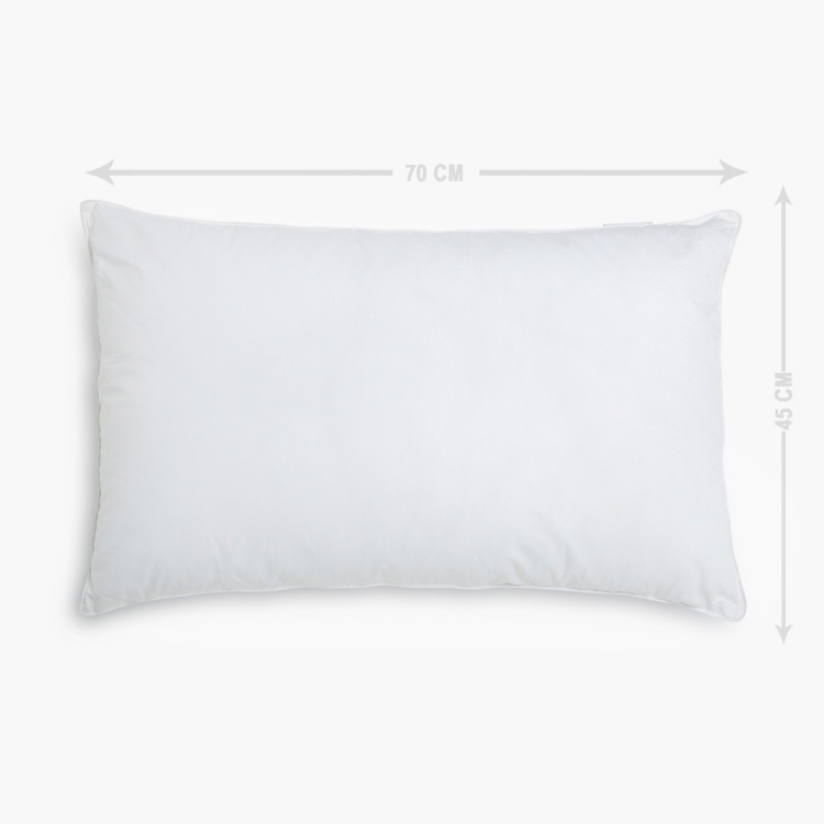 Cloud Nano Silicon Gel Pillow-70 x 45 cm.