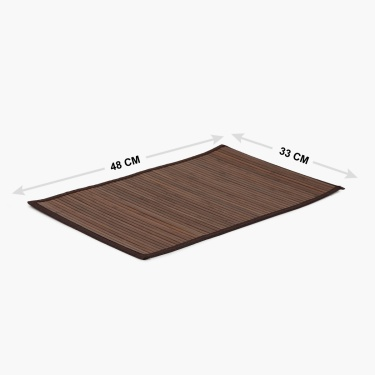 Candere Bamboo Panel Placemat- 33x48cm