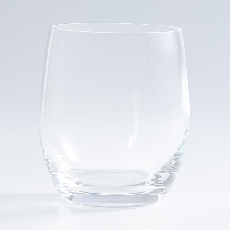 BOHEMIA CRYSTAL Round Whiskey Glasses - Set of 6