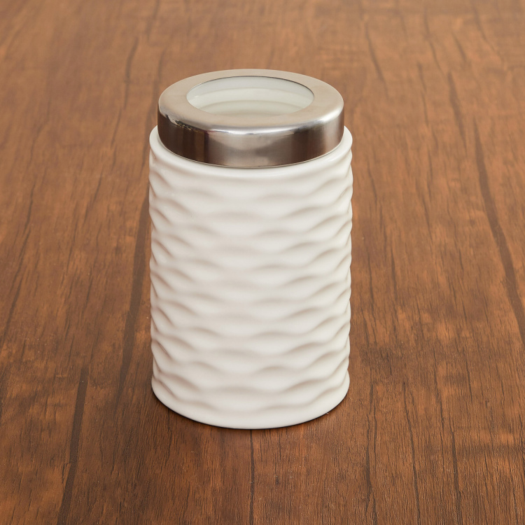 Brook Canister With Cover - 900 ml