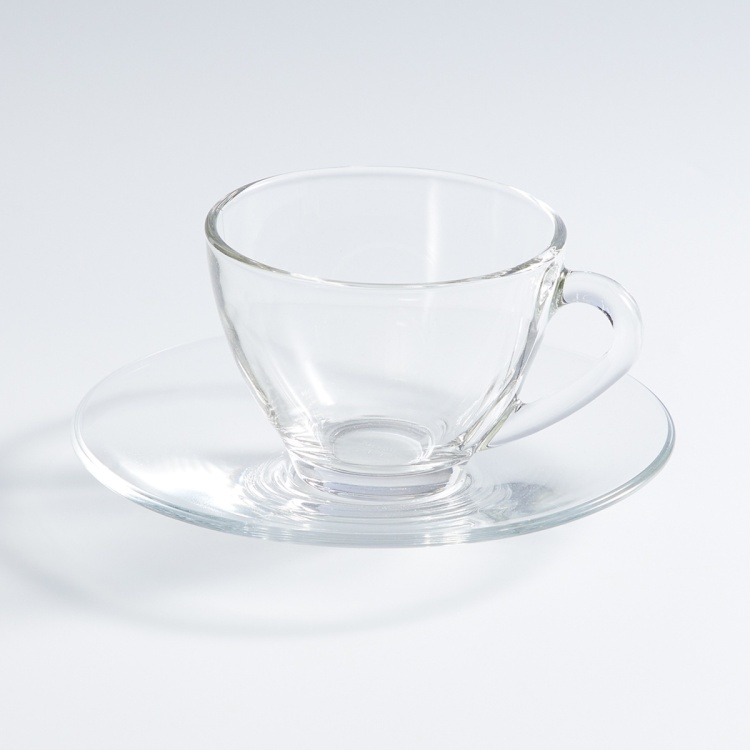 OCEAN   12-piece Round Cup and Saucer set -230 ml