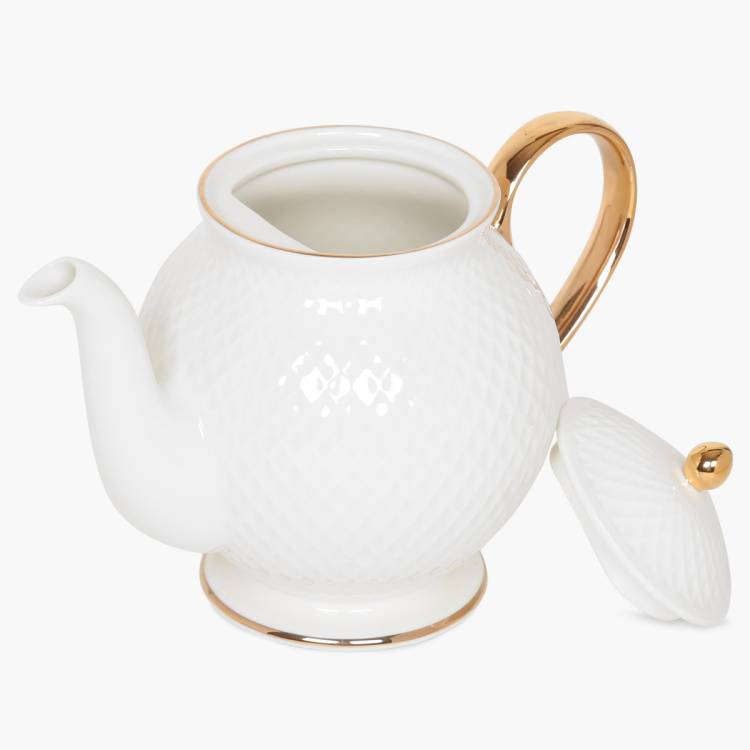 Divine Shimmer Stem Tea Pot