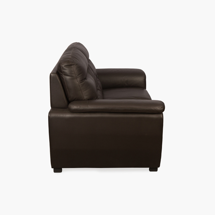 Corbis Solid Two-Seater Sofa