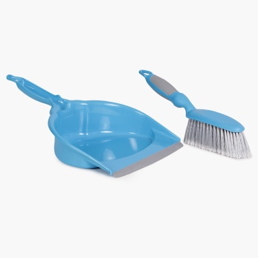Indus Brush And Dust Pan Set
