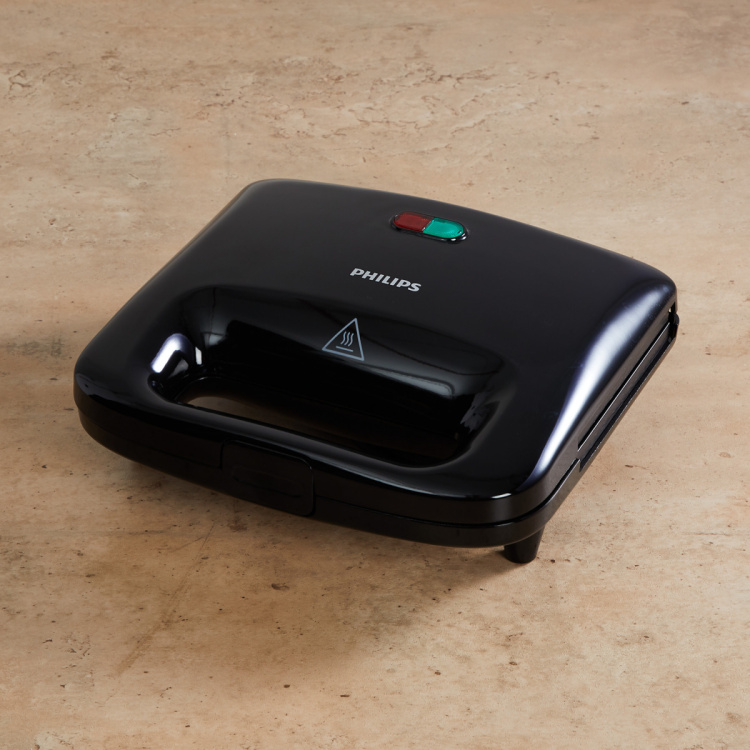 PHILIPS Cut And Seal Sandwich Maker
