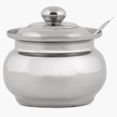 Glovia Stainless Steel Ghee Pot