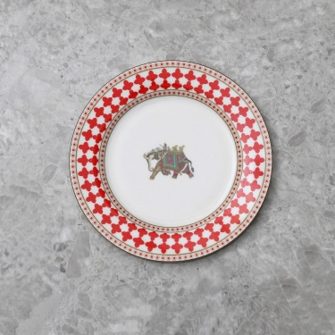 Nirvana Bone China Side Plate - 8 Inch