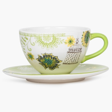 Lorenza Cup And Saucer