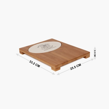 Beautiful Home Bamboo Cutting Board
