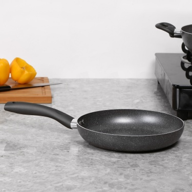 Marlin Non-stick Marble Coating Fry Pan - 24 CM
