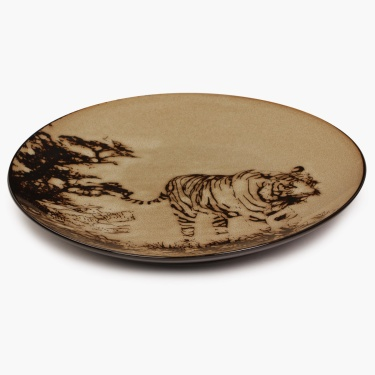 Imperial Tiger Dinner Plate-10.5 Inch