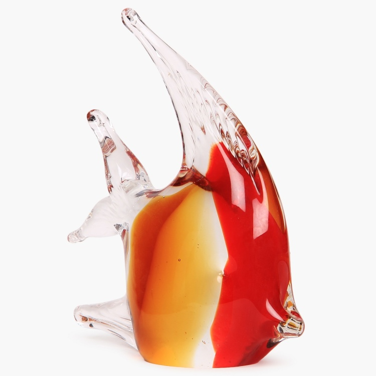 Verona Fish Glass Figurine