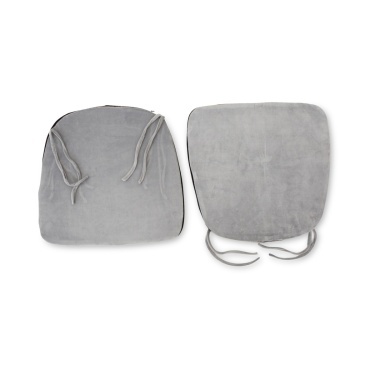 Slumber Memory Foam Chairpad-Set Of 2