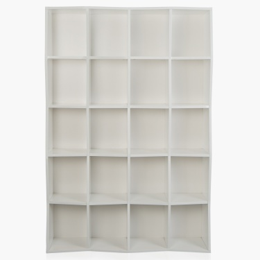 Fresnoy Solid Book Case