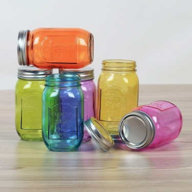 Kingston Mason Jar Set- 6 Pcs.
