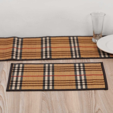 Berry Bamboo Placemat- 30x45cm