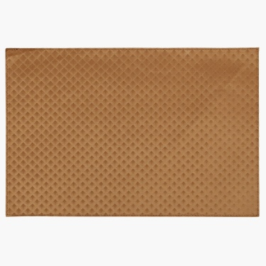 Eden Glitz Leather Look Placemat
