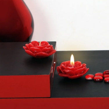 Redolance Decorative Floating Candle- Set Of 2 - 4 CM