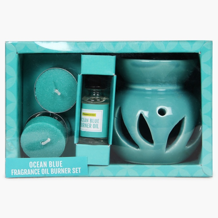Serene Fragrance Oil Burner Set