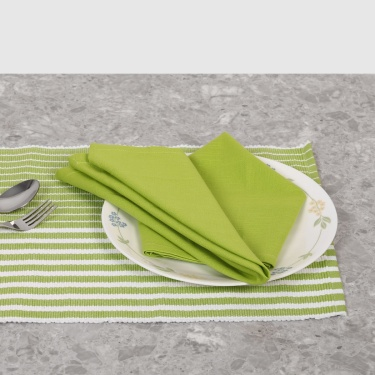 Forest Forever Solid Woven Napkin-Set Of 2