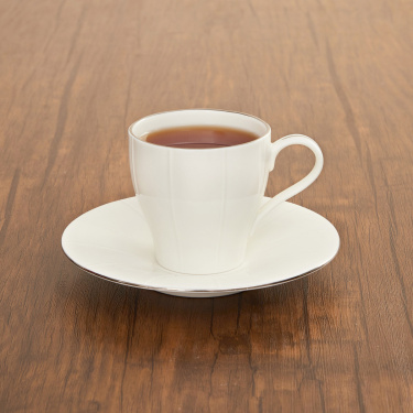Bliss Ceramic Cup And Saucer