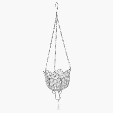 Splendid Flower Hanging Tealight Holder