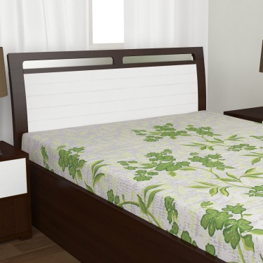 Mandarin Printed Single Bed Duvet Cover