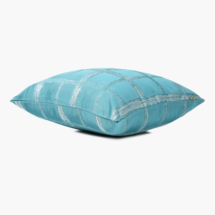 Gala Jacquard Cushion Cover- Set Of 2