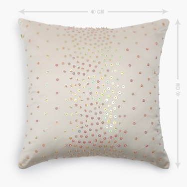 Gala Sequinned Cushion Cover - Set of 2