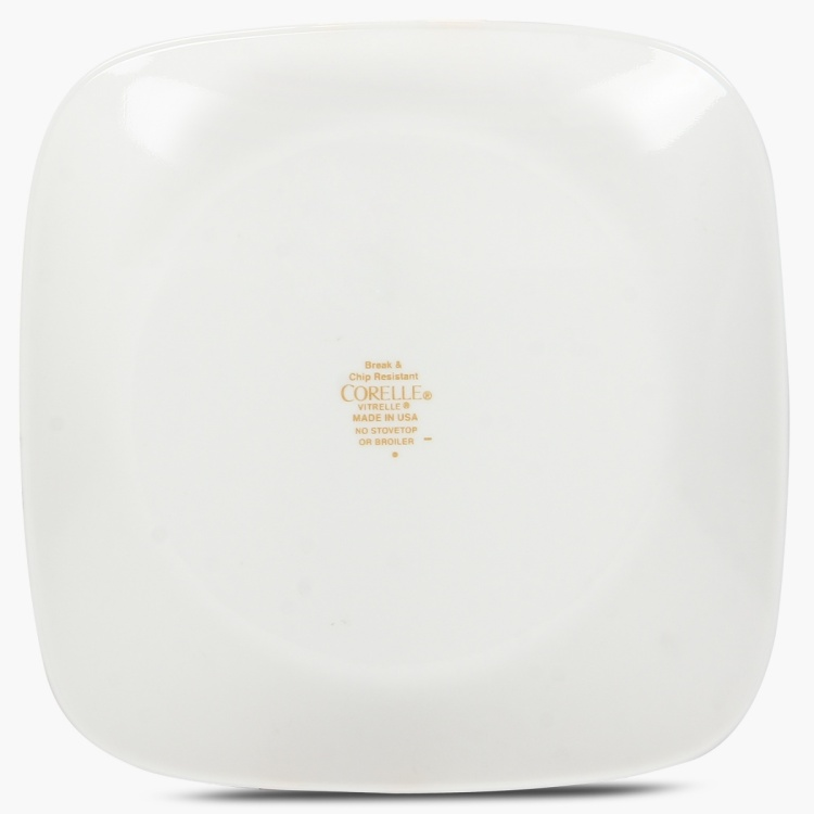 CORELLE Frost Gold Plate