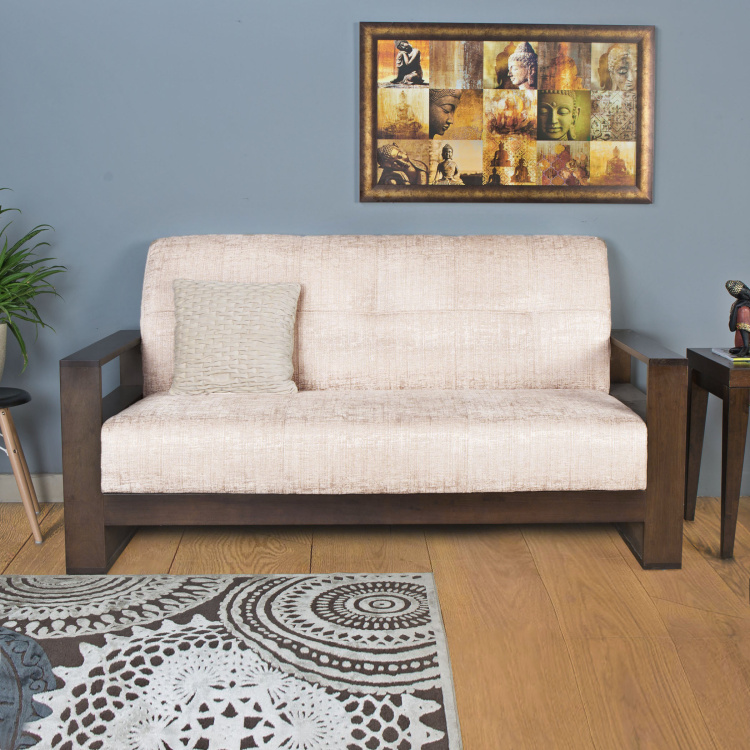 Delport Nomad Textured Three-Seater Sofa