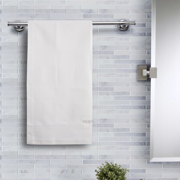 Maspar Textured Bath Towel-75 x 150 cm