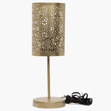 Majestic Geo Metal Table Lamp