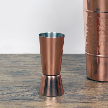 Wexford Copper Finish Jigger
