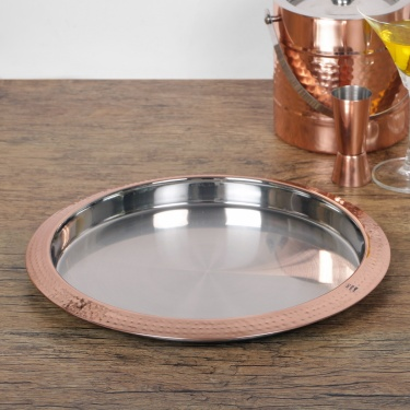 Wexford Bar Tray-Copper Finish
