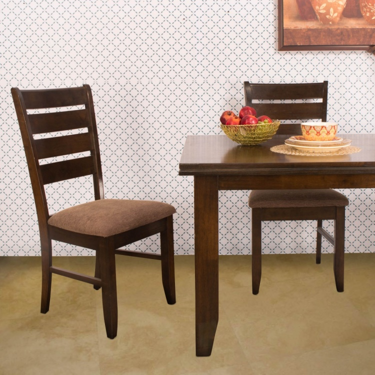 Rio Chunky Dining Chair Set- 2Pcs.