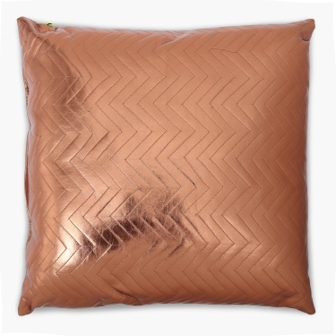 Bling Shimmer PU Filled Cushion-42 x 42 CM