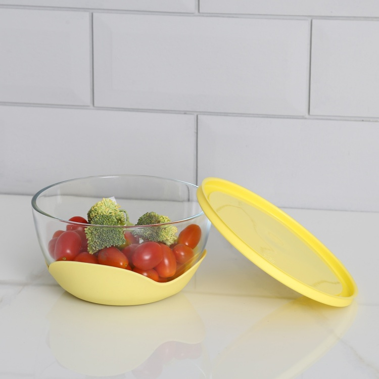 Sweetshop Silicone Base Mixing Bowl With Lid