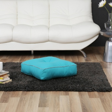 Ebony Lawson Floor Cushion