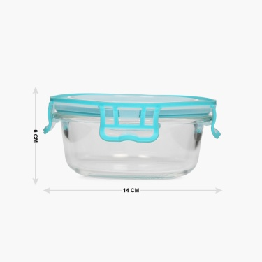 Palestine Jordan Oven-Safe Glass Food Container 400ml