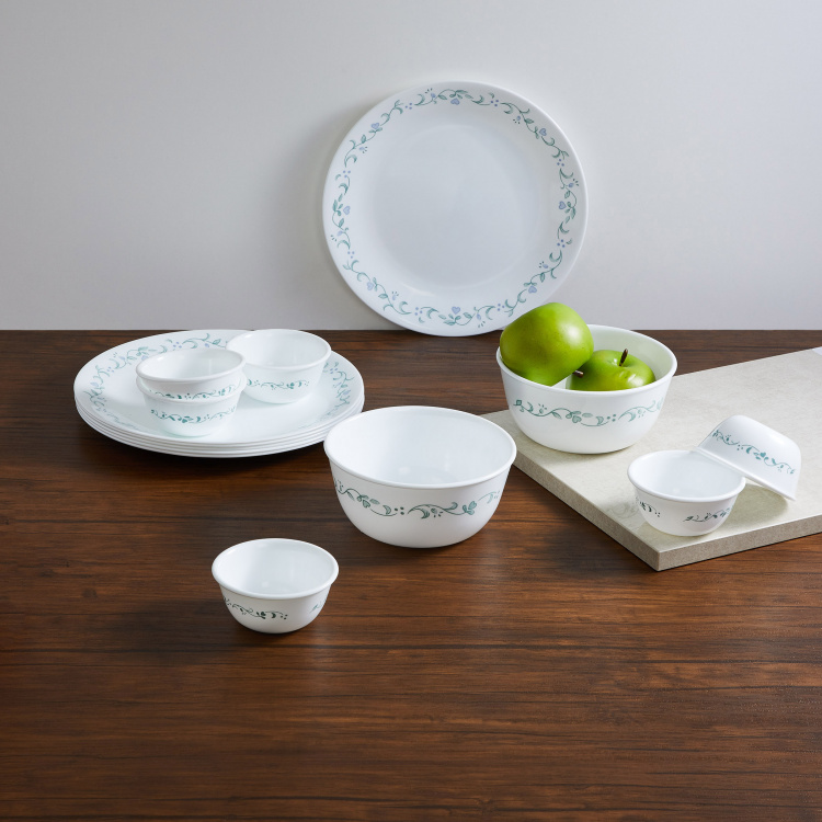 Corelle Country Cottage 14-Piece Dinner Set