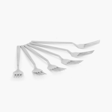 Glister Dawson Dinner Fork- Set Of 6 Pcs.