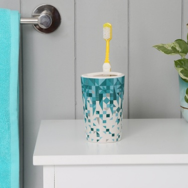 Hudson Triangles Toothbrush Holder
