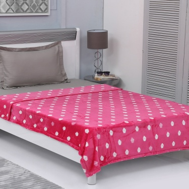 Fabulous3 Printed Super Plush Single Blanket
