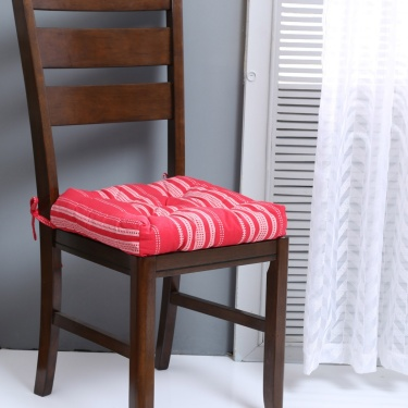 Poise Texture Dobby Chair Pad