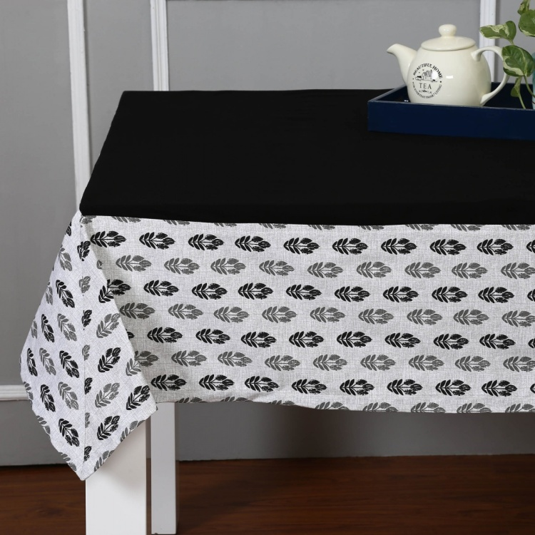 Meadows Nature Print Table Cloth- 150X200Cm