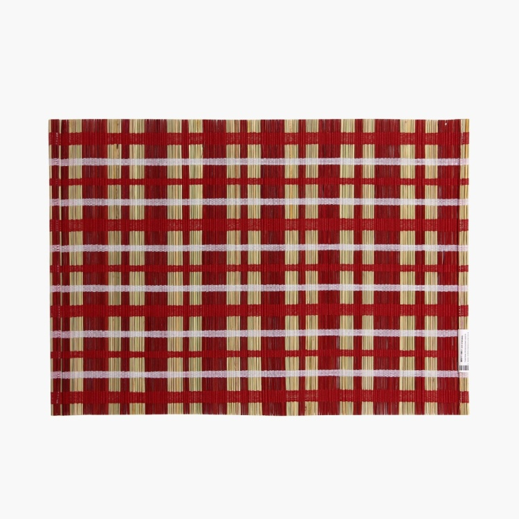 Meadows Garden Straw Placemat