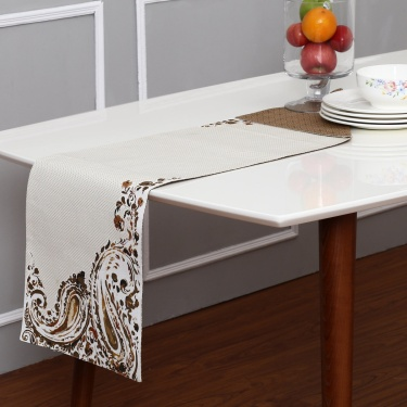 Meadows Golden Age Cotton Table Runner