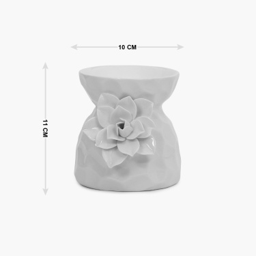 Splendid Flower Candle Holder